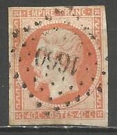 FRANCE - Oblitération Petits Chiffres LP 1660 LASSAY (Mayenne) - Marcofilie (losse Zegels)