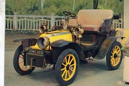 De Dion Bouton -  1903  -  Publicité Trophires Carte Postale - Passenger Cars