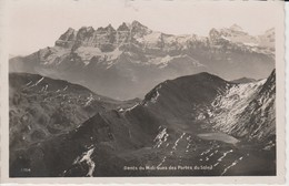 (CH995) DENTS DU MIDI VUES DES PORTES DU SOLEIL - Switzerland