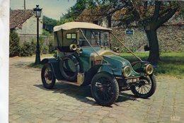 Clément Bayard -  1911  -  Publicité Trophires Carte Postale - Passenger Cars