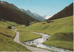 (CH1165)  DAVOS DISCHMATAL - GR Grisons
