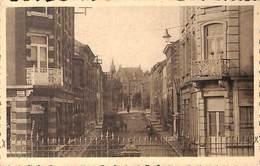 Ciney - Rue Ste Barbe (Edit. P. Judon 1928, Animée, Oldtimer) - Ciney