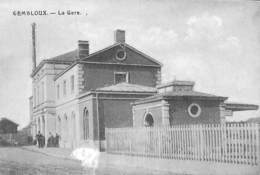 Gembloux - La Gare (animée, PhoB) - Gembloux
