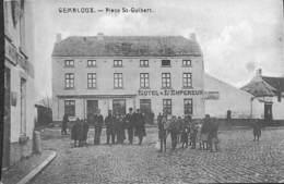Gembloux - Place St Guibert (animée, PhoB, Hôtel De L'Empereur) - Gembloux