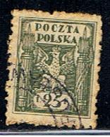 POLOGNE 282 // YVERT 152 // 1919 - Usados