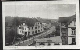 Saint Avold 1918 Les Villas Du Parc Au Centre Ville - Saint-Avold