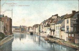 61481170 Charleroi Charleroi Sambre Bassin Natation X /  / - Chimay