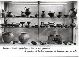 Vasi Di Stile Geometrico VI Sec. A.C - Antigüedad