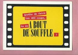 CPM  - Cinéma - A Bout De Souffle (film) - - Autres Collections
