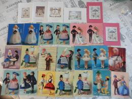 LOT   DE  26      CARTES   POSTALES   AMOUREUX  DE  PEYNET - 5 - 99 Cartes