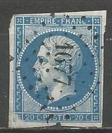 FRANCE - Oblitération Petits Chiffres LP 1677 LAVENTIE (Pas-de-Calais) - 1849-1876: Période Classique