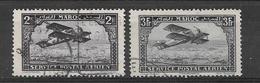 MAROV PA YT 10 Et 11 O - Marruecos (1891-1956)