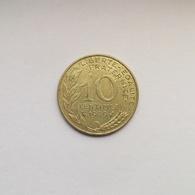 10 Centimes Münze Aus Frankreich Von 1989 (sehr Schön) - Frankreich