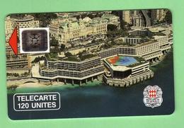 MF5B PALAIS DES CONGRES *** 120u *** SC5 A/N *** LUXE *** (50-P3) - Monaco