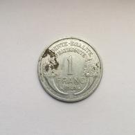 1 Franc Münze Aus Frankreich Von 1948 (schön Bis Sehr Schön) - H. 1 Franc