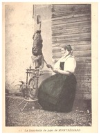 11   LA DIAICHOTTE DU PAYS DE MONTBELIARD  1907 - Montbéliard