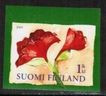 2009 Finland, Christmas, Amaryllis MNH. - Finlande