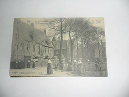 St Amandsberg Begijnhof Ste Begga's Plein - Gent