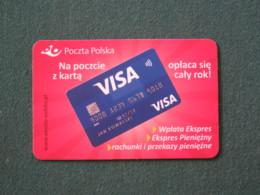 Poland 2019 Credit Card Looking Pocket Calendar - Calendars