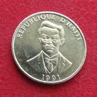 Haiti 20 Centimes 1991 KM# 152 - Haiti