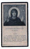 ANNA ADILIA JANSSENS ° SINT-JORIS-WINGHE 1855 + 1919 / HENDRIK VANDER WEYDEN - Images Religieuses