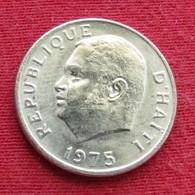 Haiti 5 Centimes 1975 KM# 119 Fao F.a.o. - Haiti