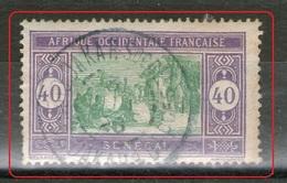 "N° 63°_oblitéré ""DAKAR DE GOES"" - Used Stamps"