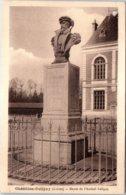 45 CHATILLON COLIGNY -Buste De L'amiral Coliguy - Chatillon Coligny