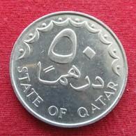 Qatar 50 Dirhams 1978 / 1398 KM# 5 Catar Katar - Qatar