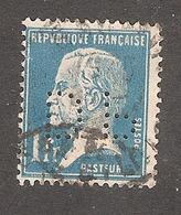 Perforé/perfin/lochung France No 179 DP Drouet Plet - Perforés