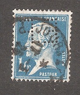 Perforé/perfin/lochung France No 179 E.F. L'Exportateur Français - Perforés