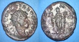 Quintillo 214-270 D.C. Antoniniano – Abbondanza - 5. La Crisi Militare (235 / 284)