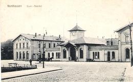 NORDHAUSEN Bahnhof - Nordhausen