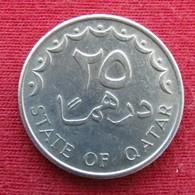 Qatar 25 Dirhams 1973 / 1393 KM# 4 Catar Katar - Qatar