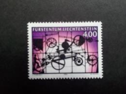 LIECHTENSTEIN MI-NR. 1084 ** SKULPTUR Von JEAN TINGUELY 1994 - Liechtenstein