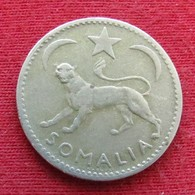 Somalia 50 Centesimi 1950 KM# 4 Silver Somalie - Somalia
