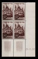 Coin Daté YV 917 N** Caen Du 29.11.52 - Ecken (Datum)