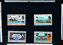 6627B) BERMUDA - 1967 - Etablissement Des Télécommunications Avec Tortola - Iles Vierge-MNH** - Bermuda