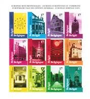 1998  Toerisme.  De Europese Monumentendagen. - Feuilles Complètes