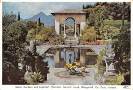 CPM - GLENGARRIFF - Garnish Island - Italian Gardens And Sugarloaf Mountain - Irlande