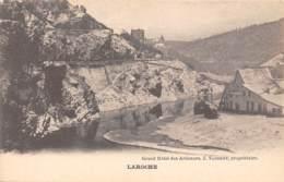 LAROCHE - Grand Hotel Des Ardennes - La-Roche-en-Ardenne