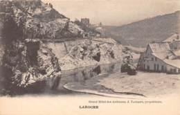 LAROCHE - Grand Hôtel Des Ardennes - J. Tacheny, Propriétaire - La-Roche-en-Ardenne