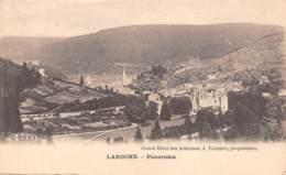 LAROCHE - Panorama - La-Roche-en-Ardenne