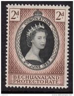 BECHUANALAND 1953 Coronation Omnibus - Mint Never Hinged - MNH** - 7B1171 - Bechuanaland (...-1966)