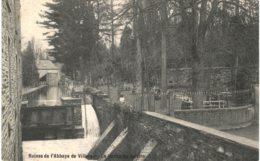 (BW163)   Villers La Ville Abbaye Le Jardin Du Moulin - Villers-la-Ville