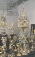 LITUANIA. CHIP. Vilnius Cathedral Treasury. LT-LTV-C069. (013). - Lituania