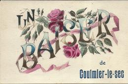 COULMIER LE SEC  -- Un Baiser De ...(fantaisie)                                        -- - France