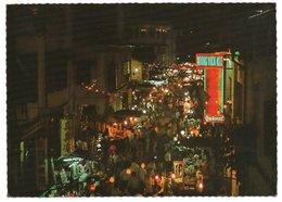 SINGAPORE - CHINATOWN BY NIGHT - Singapore