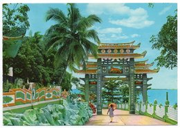 SINGAPORE-HAW PAR VILLA SINGAPORE - Singapore