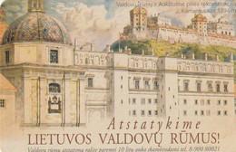 LITUANIA. Valdovu House. LT-LTV-C085. (031). - Lituania